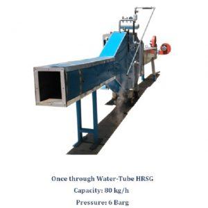 دستگاه بویلر بازیاب حرارت-با مشخصات