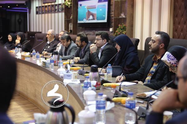 نشست شورای راهبری پارک علم و فناوری مدرس برگزار شد