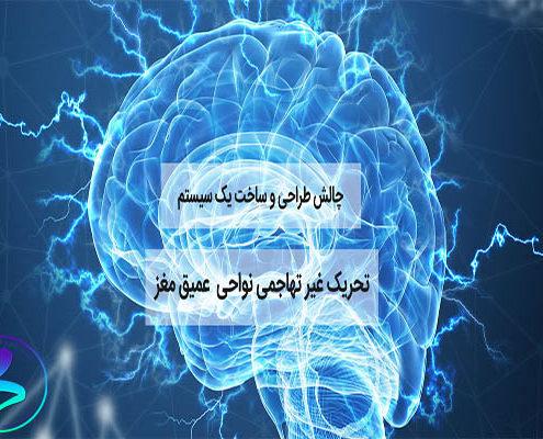 اعلام فراخوان چالش «طراحی و ساخت یک سیستم تحریک غیرتهاجمی نواحی عمیق مغز»