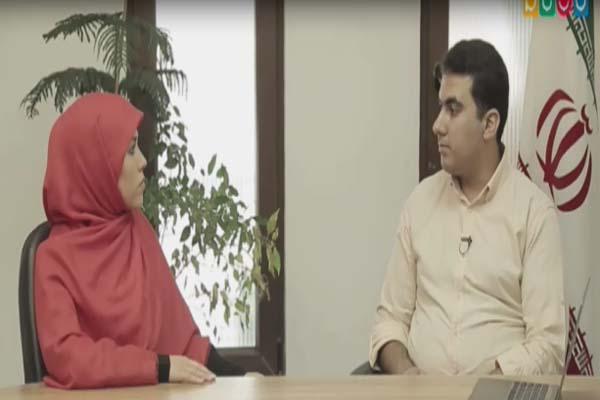 گزارش تلویزیونی از شرکت بسپار فراورش ایرانیان