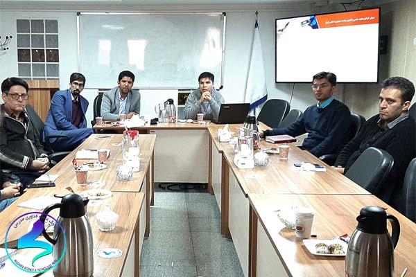 جلسه رونمایی از «بازار صادرات در کشور افغانستان در پارک علم و فناوری دانشگاه تربیت مدرس»