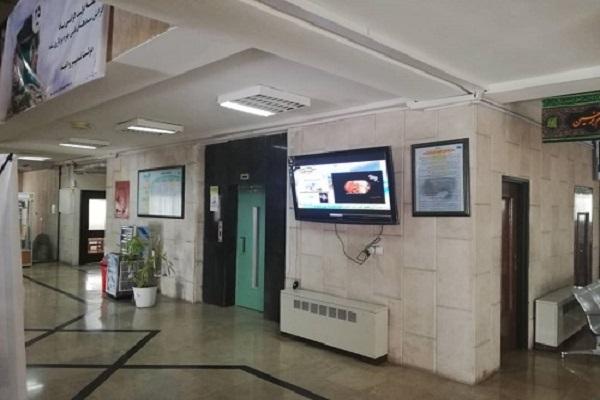 نصب و راه اندازی سیستم اطلاع رسانی یکپارچه برنا رسانه درشرکت آب منطقه مازندران