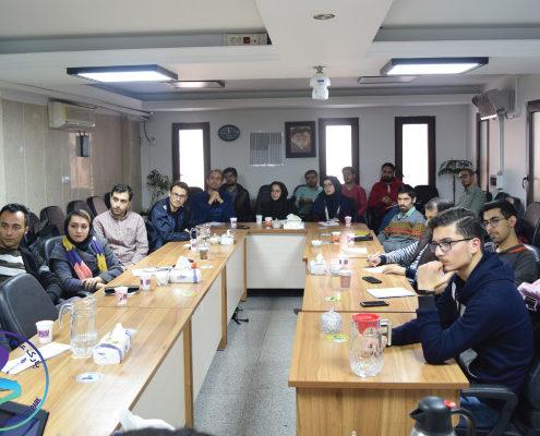 رویداد «کارگاه آموزشی تیمسازی استارتاپی»