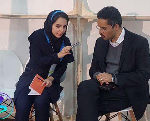 مصاحبه با واحد فناور برتر شرکت تحلیلگران داده صبا جناب آقای سید احسان سید ابریشمی