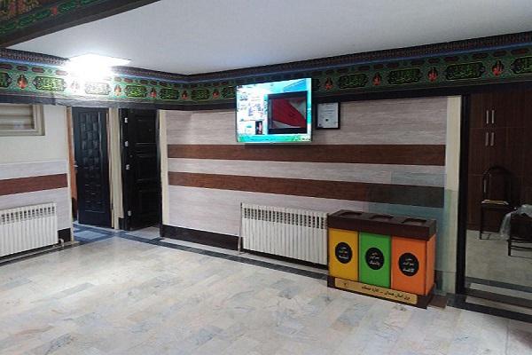 ساینیج برنا رسانه در شرکت توزیع برق همدان