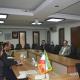 جلسه مدیران پارک و انجمن واردکنندگان مواد شیمیایی
