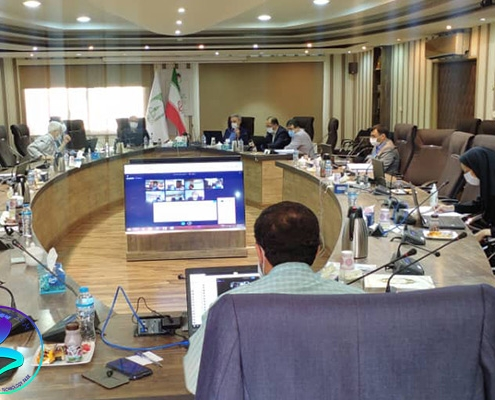 برگزاری دومین جلسه کمیسیون دائمی پارک