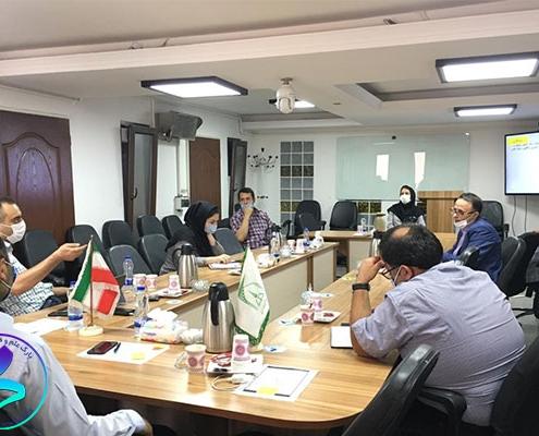 برگزاری هفتمین جلسه کمیته برنامه راهبردی پارک