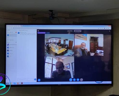برگزاری بیست و ششمین جلسه شورای فناوری پارک