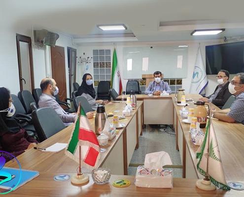 برگزاری نهمین جلسه کمیته برنامه راهبردی پارک