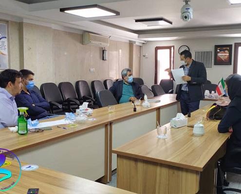 برگزاری جلسه با سازمان نظام مهندسی