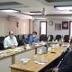 برگزاری جلسه با سرمایهگذار برای ساخت ساختمان برج فناوری