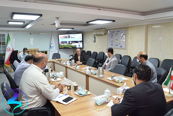برگزاری صد و شانزدهمین جلسه شورای مدیران پارک