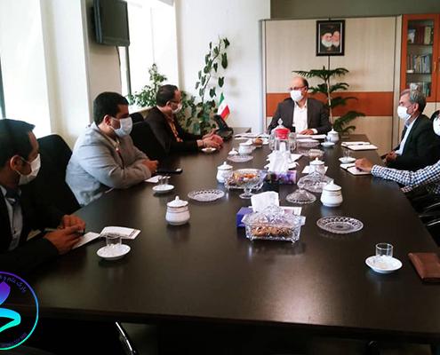 برگزاری جلسه با وزارت نیرو