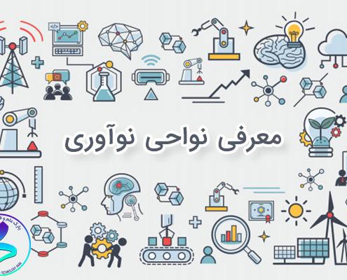 پادکست معرفی نواحی نوآوری