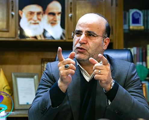 برگزاری جلسه با شهرداری منطقه 6 تهران
