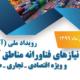 برگزاری رویداد ارائه نیازهای فناورانه در مناطق آزاد