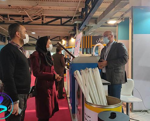 گزارش تصویری از بازدید نمایشگاه نفت،گاز و پتروشیمی