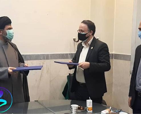 امضای تفاهمنامه تأسیس مرکز نوآوری و خلاقیت فرهنگی