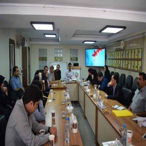 برگزاری جلسه واحدهای فناور با مرکز فاوا