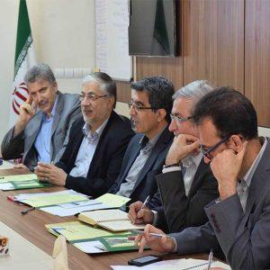 بازدید دکتر احمدی