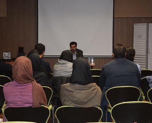 نشست ارزشهای کارآفرینی در دانشکده هنر برگزار شد