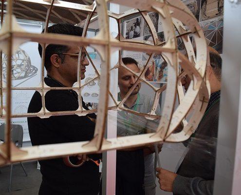 حضور پارک علم و فناوری مدرس در نمایشگاه ایران اکسپو سال 2018