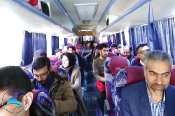 بازدید از خط تولید شرکت خودرو سازی ایران خودرو
