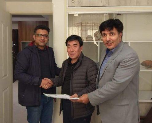 آغاز همکاری شرکت کلیک هاوس با شرکت یوندا از کره جنوبی