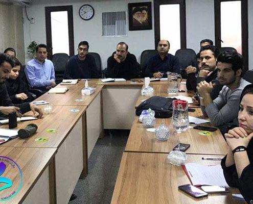 برگزاری کارگاه آموزشی مدیریت هزینه پروژه توسط شرکت سرآمدان اندیشه آوینا