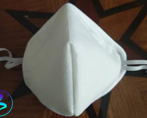تولید ماسک سهلایه فیلتردار
