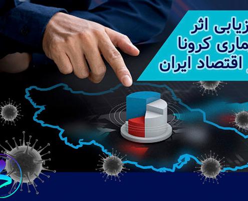 ارزیابی اثر بیماری کرونا بر اقتصاد ایران