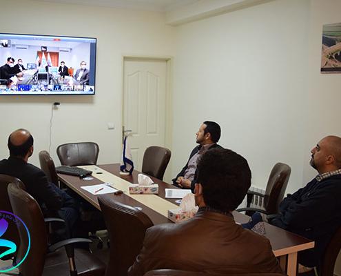 جلسه هماندیشی رئیس محترم جمهور با رؤسای پارکها
