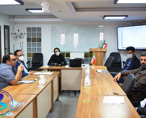 جلسه ۱۱۱ ام شورای مدیران پارک علم و فناوری