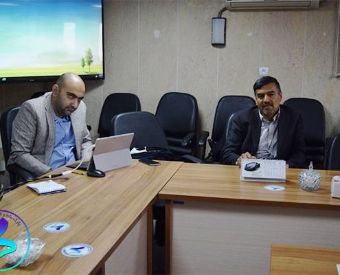 جلسه کمیته شورای راهبرد پارک