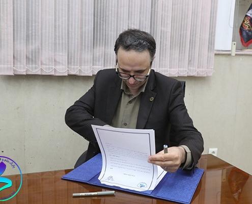 امضای قرارداد همکاری بین شهرداری تهران و پارک