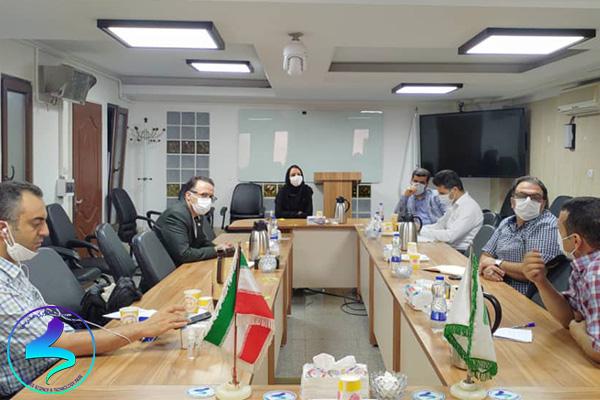 برگزاری هشتمین جلسه کمیته برنامه راهبردی پارک