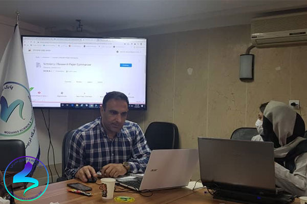 برگزاری کارگاه آموزش مقالهنویسی مجازی