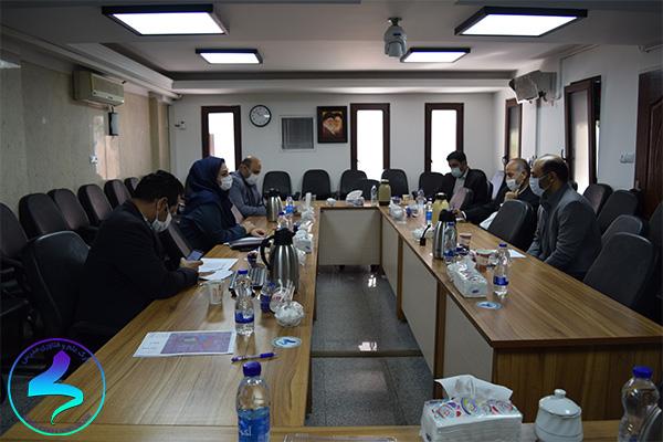 برگزاری اولین جلسه کارگروه مشترک ناحیه نوآوری