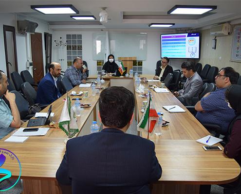 برگزاری جلسات شورای مدیران و کمیته برنامه راهبردی