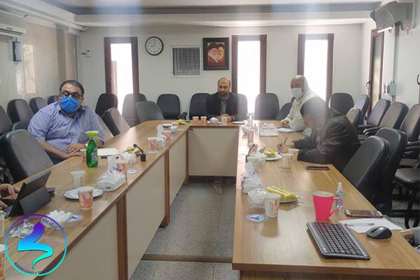 برگزاری جلسات شورای مدیران پارک در آذر سال جاری