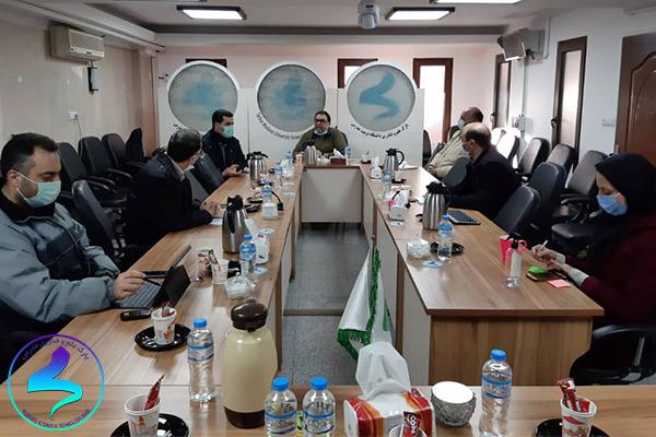 برگزاری جلسات شورای مدیران پارک در دی سال جاری