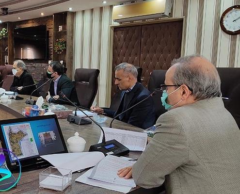 برگزاری جلسه بررسی فعالیتهای اجرایی