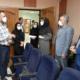برگزاری جلسه پارک با دانشگاه پیام نور شهریار