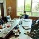 برگزاری جلسه با اتحادیه سازمانهای حمل و نقل همگانی