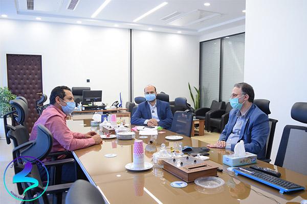 برگزاری جلسه سی و هشتم شورای فناوری پارک